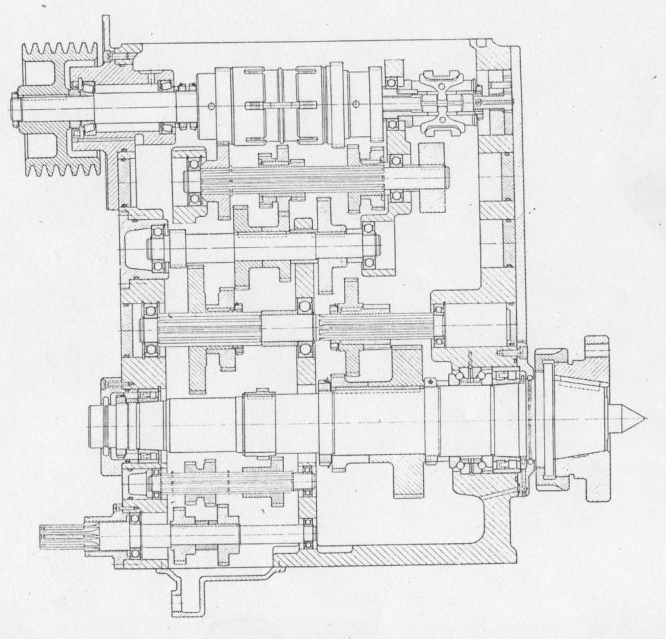 Spindle Shaft Gearbox : Gearboxes